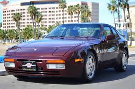 porsche 944 tuned 1987 porsche 944 with less than 6k miles is an expensive ride back