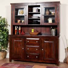 cozy dining room hutch and buffet for elegant interior design styles