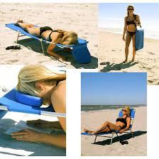 Ostrich Chaise Lounge Chair Ostrich Face Down Chaise Lounge Folding Beach Lounger By Ostrich
