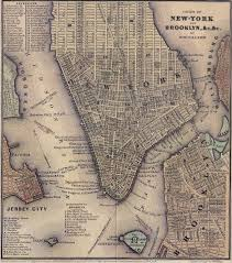 Manhattan Street Map File 1847 Lower Manhattan Map Jpg Wikimedia Commons