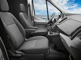 Ford Van Interior 2016 Ford Transit 250 Price Photos Reviews U0026 Features