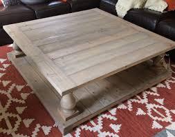 Balustrade Coffee Table Balustrade Coffee Table Sweet Netta Jean
