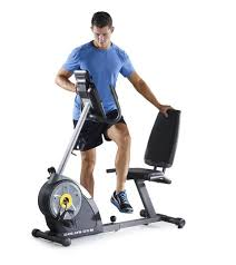 Comfortable Exercise Bike Gold U0027s Gym Cycle Trainer 400 Ri Recumbent Exercise Bike Walmart Com