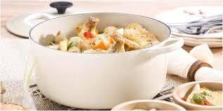 cuisine en cocotte en fonte chapon en cocotte fonte la recette