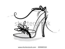 sketch shoes stock images royalty free images u0026 vectors