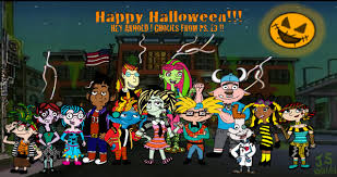 Monster High Halloween Pictures by Hey Arnold Monster High By Izzybeau818 On Deviantart