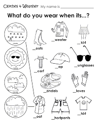 free kids weather activities printables wow com image results