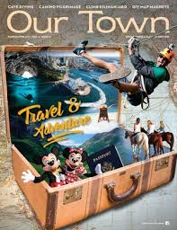 Our Town 2017 MAR APR High Springs & Alachua by Tower Publications