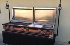casket for sale for sale ghoulish grave yard grill for backyard barbeques