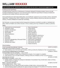 General Contractor Resume Sample by 11 Amazing Construction Resume Examples Livecareer