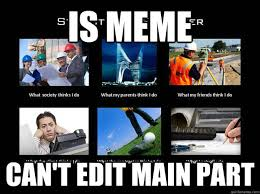 Edit Memes - is meme can t edit main part what i do structural engineer