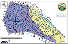 Flood Plain Map Stormwater And Floodplain Falls Church Va Official Website
