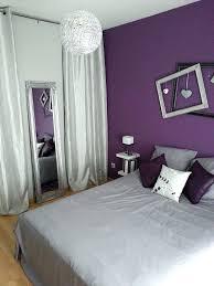 chambre lilas et gris chambre lilas et gris daccoration violet chambre parentale5 chambre