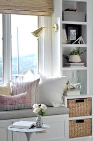 built in window seat window seat and built ins reveal befores middles and afters