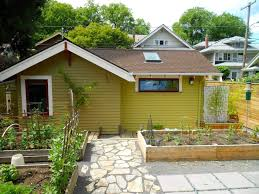 cottage style backyards pdx eco cottage jack barnes architect small house bliss