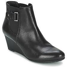 womens boots geox geox ankle boots boots venere e black geox cheap nebula