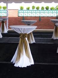 cocktail table rental 120inch table linen cocktail table bend party rentals