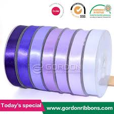 satin ribbon wholesale china purple satin ribbon manufacturers and suppliers wholesale