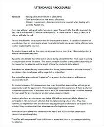 poor attendance letter to parents u2013 aimcoach me