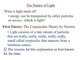 Is Light Energy The Nature Of Light What Is Light Made Of Energy Can Be
