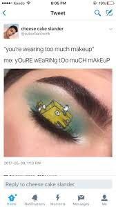 Too Much Makeup Meme - condescending spongebob memes are dead do not invest memeeconomy