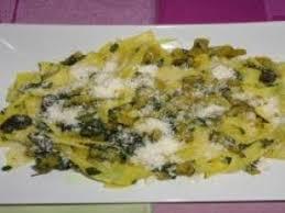 comment cuisiner les pates fraiches tagliatelle aux blettes fraîches et parmesan pâtes aux bettes par