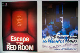 escape game tokyo red room