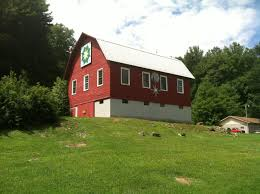 red barn high pastures