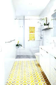 Yellow Bathroom Rugs White And Gold Bathroom Accessories White Gold Bathroom Medium