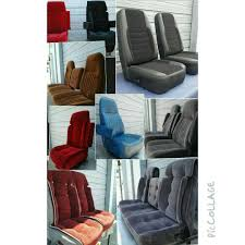 Leather Captains Chairs Gallery Los Angeles Interior Upholstery Ok Van Auto Upholstery