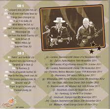 Blind Willie Mctell Bob Dylan Bob Dylan U0026 Mark Knopfler Hand In Hand Live 2011 2012 2cd