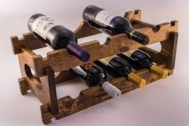 diy wine rack ideas refurbished ideas stackable wine rack sosfund