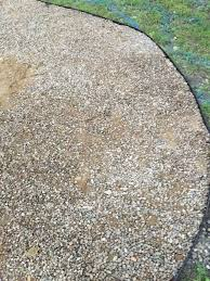 fire pit sand the dabbling crafter diy sunday fire pit gravel patio