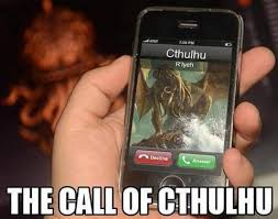 Cthulhu Meme - the call of cthulhu david j rodger 皃 science fiction dark fantasy