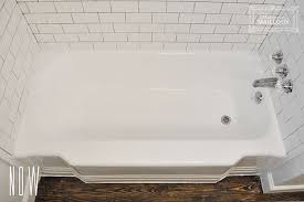 Bathtub Refinishing Diy Bathtub Refinishing Beautiful Matters