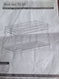 Bunk Beds Liverpool Bunk Bed In Liverpool Great Britain Used Shpock