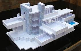 Architectural Model Kits | a slick architectural model kit with infinite components