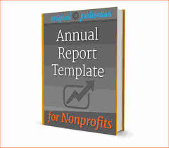 7 annual report template printable receipt