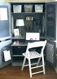 Armoire Office Desk Armoire Office Desk Hutae Me