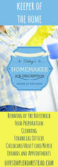 The Frugal Homemaker by Homemaker Job Description My Most Valuable Position