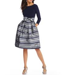 women u0027s 3 4 sleeve cocktail dresses dillards