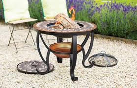 mosaic electric patio heater olympia 72cm mosaic firepit reduced to clear sale