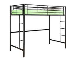 Bunk Beds Metal Frame Metal Frame Loft Bed Bedroomdiscounters Bunk Beds Metal