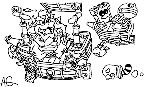 11 images mario 3d coloring pages mario 3d land