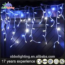 White Icicle Lights Outdoor Outdoor Led Falling Snow Lights Outdoor Led Falling Snow Lights