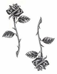 roses and thorns teen pen u0026 ink about nature tattoo roses