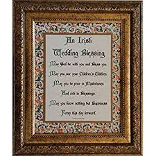 wedding blessing a marriage blessing framed inspirational prayer for