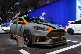 ford focus concept race motorsports focus concept rs less is more kw