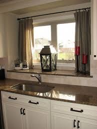 large kitchen window treatment ideas window curtains beautiful of kitchen kitchen valance ideas large