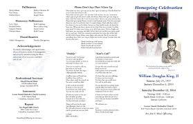Beautiful Funeral Programs Funeral Programs Thunder Grafix Ltd